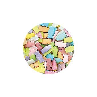 Violetti cupcakes-Rainbow Multi makeisia-60g