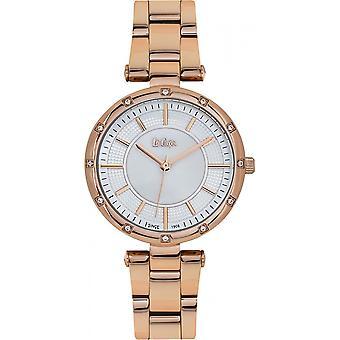Lee Cooper LC06474-430 Watch - Women's Pink Dor Steel Watch