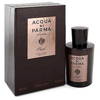 Acqua Di Parma Colonia Oud By Acqua Di Parma Cologne Concentrate Spray 3.4 Oz (men) V728-545189