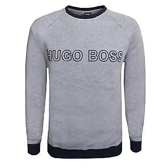 Hugo Boss Leisure Wear Hugo Boss Men's Grey Contemp Sweatshirt