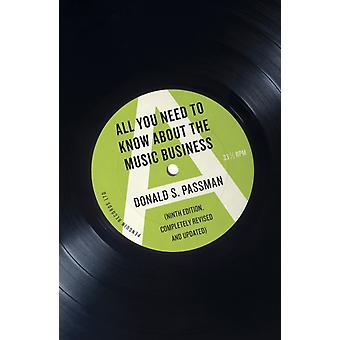 كل ما عليك معرفته عن حافلة الموسيقى من قبل Passman ودونالد S
