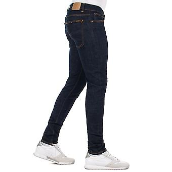 Nudie Jeans Skinny Fit Tight Terry Jeans