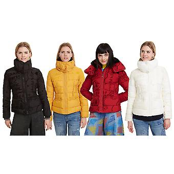 Desigual Women's Padded Sunna Puffa Jacket