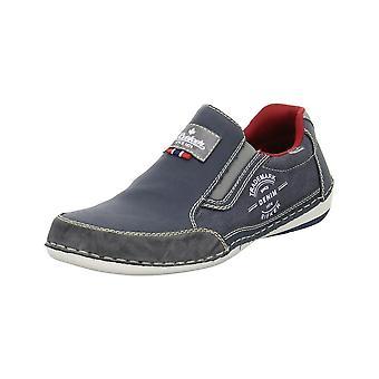 Rieker Hausschuhe B925147 Universal Sommer Herren Schuhe