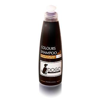 Dogo Farben Shampoo Gama First für Hunde (Hunde , Fell und Hygiene , Shampoos)