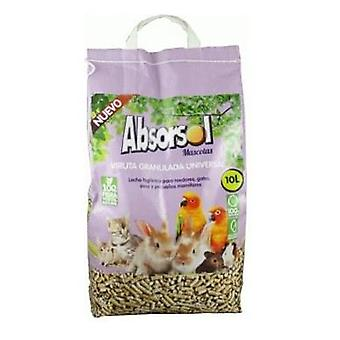 Sandimas Absorsol Pets, 10L / 5Kg (Small pets , Birds , Bedding , Bedding & Litter)