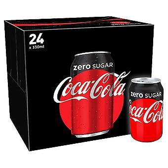 Coca Cola Zero Cdn-( 355 ml X 24 bokser)