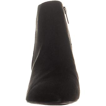 Sam Edelman Womens Kirby Leather Pointed Toe Ankle Fashion Boots