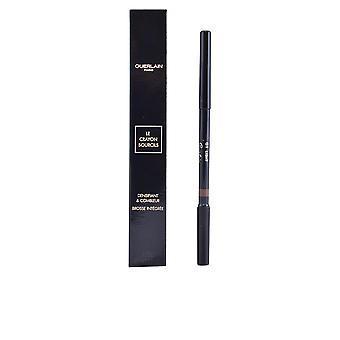 Guerlain Le Crayon Sourcils #02-escuro 0,35 Gr para as mulheres