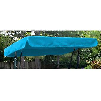 Gardenista® Türkisfarbenes Ersatzdach für 2 Sitze Swing Seat