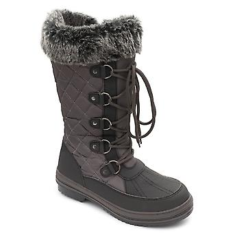 Padders Blizzard Womens Faux Fur Winter Boots