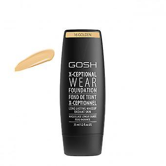 Gosh Xceptional Foundation of Makeup 35 ml