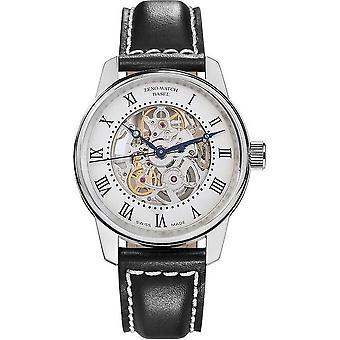 Zeno-Watch - Wristwatch - Men - Classic Skeletion Automatic 6554S-e2-rom
