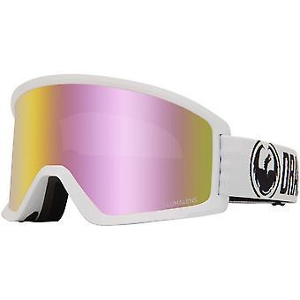 Dragon DX3 OTG White + Spare Lens - Pink Ion