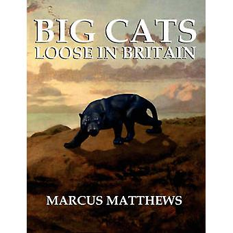 Big Cats Loose in Britain by Matthews & Marcus