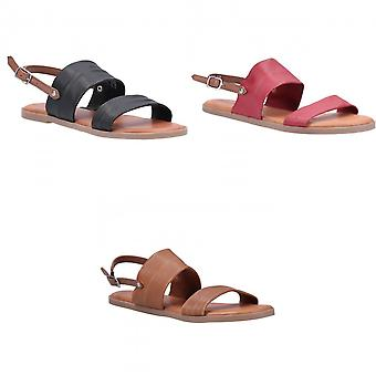 Hush Puppies Womens/Ladies Maria Buckle Leather Sandal
