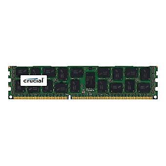 Crucial D3 1600 16GB RAM memory, Black