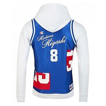 Ragyard Vintage Basketball Hoody