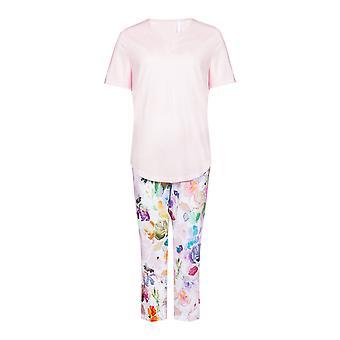 Rösch 1203119-15646 Naisten Apos;s Uusi Romanssi Fancy Monivärinen Kukka Pyjama Set