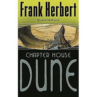 Chapter House Dune (Gollancz)