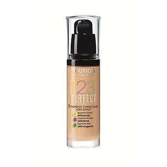 Bourjois 123P Foundation Number 52 Vanilla 30ml