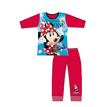 Minnie Mouse Girls There Can Only Be One Pyjama Set