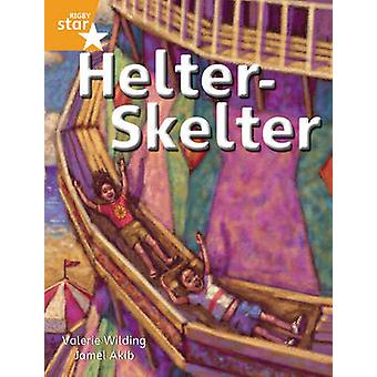 Rigby Star Independent Orange Reader 4 - Helter Skelter - 978043303037