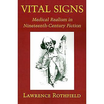 Vitale tegn - Medicinsk realisme i det nittende århundrede Fiktion af Lawrenc