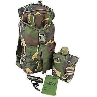 Kombat UK kinderen Patrol Pack DPM set-camoflauge