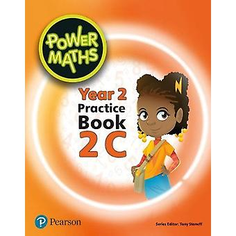 Power Maths Year 2 Pupil Practice Book 2C - 9780435189778 Book