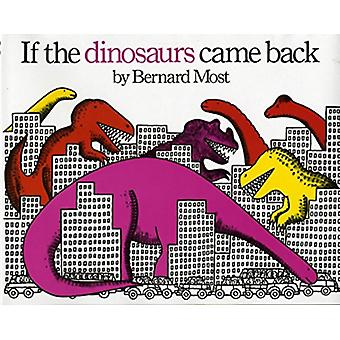 If the Dinosaurs Came Back by Bernard Most & Most