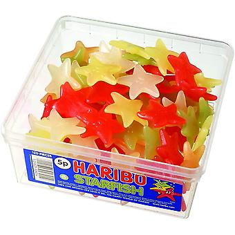 Haribo Starfish (120) pieces 912g