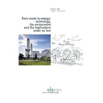 From Waste to Energy - Technology - the Environment and the Implicatio