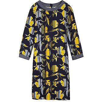 Sandwich Clothing Bold Floral Print Shift Dress