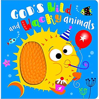 God's Wild and Wacky Animals - 9781788931359 Book