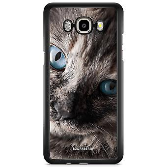 Bjornberry Shell Samsung Galaxy J3 (2016) - Cat Blue Eyes