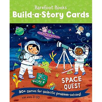 Build-a-Story Cards - Space Quest by Christiane Engel - 9781782859345