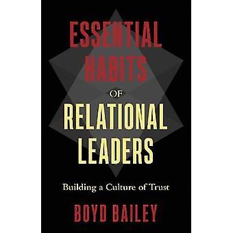 Abitudini essenziali dei leader relazionali - Costruire una cultura della fiducia b