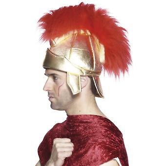 Romeinse soldaat helm met stier