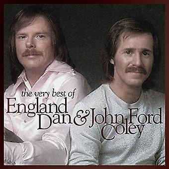 E. Dan/J.F. Coley - All-Time Greatest [CD] USA import