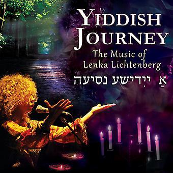 Lenka Lichtenberg - Jiddisch reis: Muziek van Lenka Lichtenberg [CD] USA import