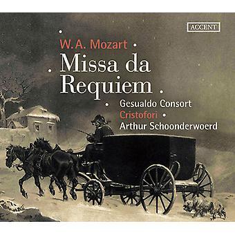 Mozart / Vellas - Missa Di Requiem [CD] USA import