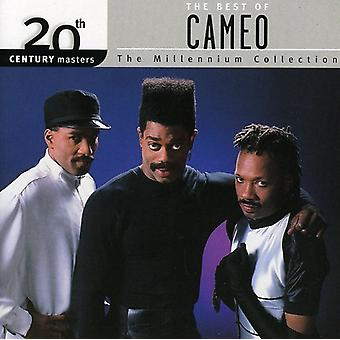 Cameo - Best of Cameo-Millennium Collection [CD] USA import