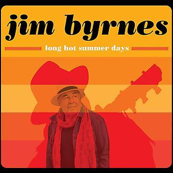 Byrnes*Jim - Long Hot Summer Nights [CD] USA import