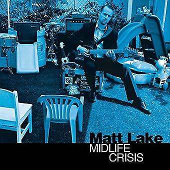 Matt Lake - Midlife Crisis [CD] USA import