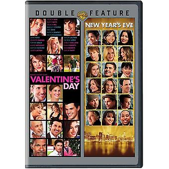 Valentine's Day / New Year's Eve [DVD] USA import