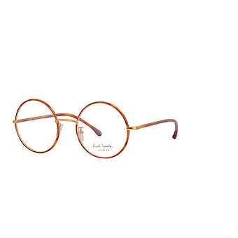 Paul Smith ALFORD PSOP004V1 03 Honey Tortoise On Matte Gold Glasses