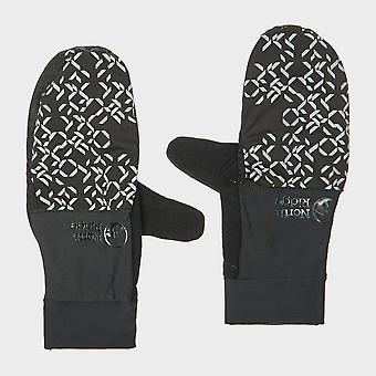 North Ridge Men's Hybrid Mitt Black