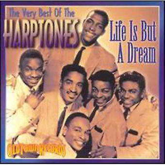 Harptones - bästa livslängd är men en Dre [CD] USA import