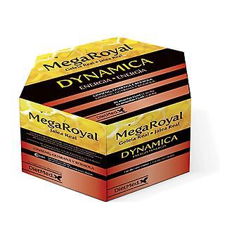 Jelly Mega Royal Dynamic 20 ampoules de 15ml